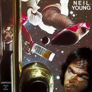 American Stars n Bars - Young Neil [CD album]